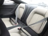 2019 Ford Mustang GT Fastback Rear Seat
