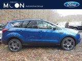 2019 Lightning Blue Ford Escape SEL 4WD #132876711