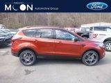 2019 Sedona Orange Ford Escape SEL 4WD #132876710