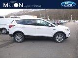 2019 Oxford White Ford Escape SE 4WD #132876709