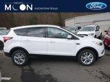 2019 Oxford White Ford Escape SE #132876706