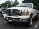 2006 Bright White Dodge Ram 1500 SLT Quad Cab 4x4 #13239214