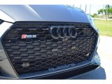 Audi RS 5 2018 Badges and Logos
