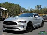 2018 Ingot Silver Ford Mustang GT Fastback #132902431
