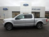 2019 Ingot Silver Ford F150 XLT SuperCrew 4x4 #132902672