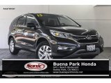 2015 Kona Coffee Metallic Honda CR-V EX #132902566