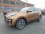 2020 Kia Sportage Burnished Copper