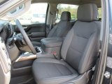2019 Chevrolet Silverado 1500 LT Z71 Trail Boss Crew Cab 4WD Front Seat