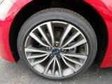 Kia Stinger 2019 Wheels and Tires