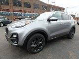 2020 Kia Sportage Steel Gray