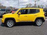 2019 Jeep Renegade Solar Yellow
