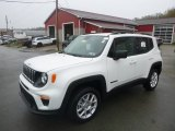 2019 Alpine White Jeep Renegade Sport 4x4 #132962555