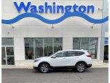 2019 Platinum White Pearl Honda CR-V EX #132962523