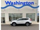 2019 Platinum White Pearl Honda CR-V EX #132962522