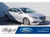 2017 Symphony Silver Hyundai Sonata SE #132978003