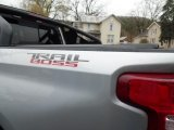 2019 Chevrolet Silverado 1500 LT Z71 Trail Boss Crew Cab 4WD Marks and Logos