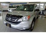 2011 Alabaster Silver Metallic Honda CR-V LX #132978049