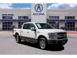 2018 White Gold Ford F150 King Ranch SuperCrew 4x4 #132977929