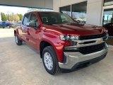 2019 Cajun Red Tintcoat Chevrolet Silverado 1500 LT Crew Cab 4WD #132993491