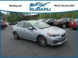 2019 Ice Silver Metallic Subaru Impreza 2.0i Limited 4-Door #132993379