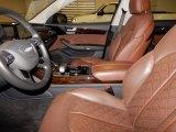 2016 Audi A8 Interiors