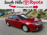 2010 Red Candy Metallic Ford Fusion SE #133020588