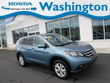 2014 Mountain Air Metallic Honda CR-V EX AWD #133020582