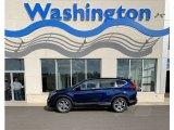 2019 Obsidian Blue Pearl Honda CR-V EX-L AWD #133042389