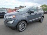 2019 Ford EcoSport Titanium Data, Info and Specs