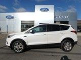 2019 White Platinum Ford Escape SE 4WD #133042545