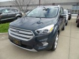 2019 Baltic Sea Green Ford Escape Titanium #133042509