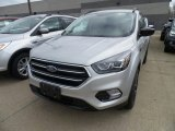 2019 Ingot Silver Ford Escape SE 4WD #133042507
