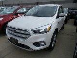 2019 White Platinum Ford Escape SE 4WD #133042505