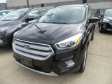 2019 Agate Black Ford Escape SEL 4WD #133042504