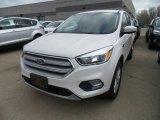 2019 White Platinum Ford Escape SE #133042501