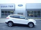 2016 White Platinum Metallic Ford Escape Titanium 4WD #133042409