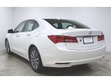 2018 Bellanova White Pearl Acura TLX Technology Sedan #133058365
