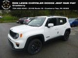 2019 Alpine White Jeep Renegade Latitude 4x4 #133058393