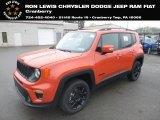 2019 Omaha Orange Jeep Renegade Latitude 4x4 #133058391