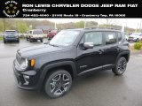 2019 Black Jeep Renegade Limited 4x4 #133058382