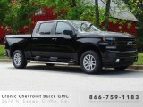 2019 Black Chevrolet Silverado 1500 RST Crew Cab 4WD #133078565