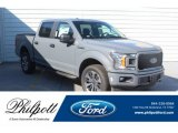 2019 Abyss Gray Ford F150 STX SuperCrew 4x4 #133078525