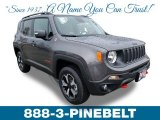 2019 Granite Crystal Metallic Jeep Renegade Trailhawk 4x4 #133078449