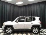 2019 Glacier Metallic Jeep Renegade Limited 4x4 #133078397