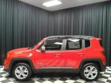 2019 Colorado Red Jeep Renegade Limited 4x4 #133078396