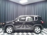 2019 Black Jeep Renegade Limited 4x4 #133078395