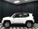 2019 Alpine White Jeep Renegade Limited 4x4 #133078394