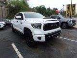 2019 Super White Toyota Tundra TRD Pro CrewMax 4x4 #133127801