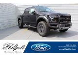 2019 Agate Black Ford F150 SVT Raptor SuperCrew 4x4 #133127727