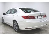 2018 Bellanova White Pearl Acura TLX Sedan #133127622